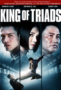 King of Triads Poster 1