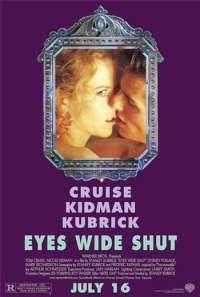 Eyes Wide Shut Poster 1