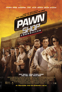 Pawn Shop Chronicles Poster 1