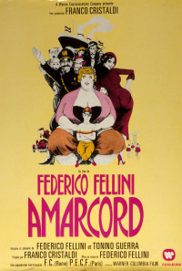 Amarcord Poster 1