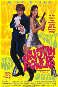 Austin Powers: International Man of Mystery Poster 1