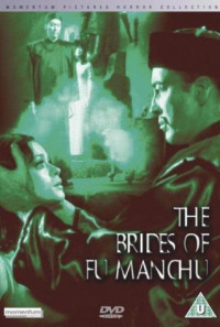 The Brides of Fu Manchu Poster 1