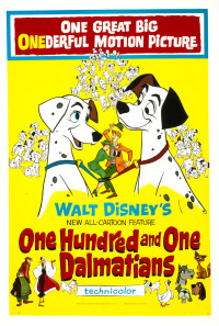 One Hundred and One Dalmatians Poster 1