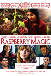 Raspberry Magic Poster 1