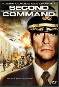 Second in Command Poster 1