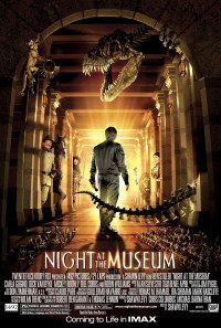 Night at the Museum Poster 1