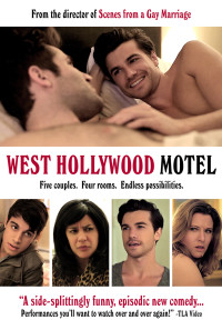 West Hollywood Motel Poster 1