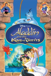 Aladdin and the King of Thieves Poster 1