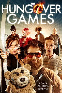 The Hungover Games Poster 1