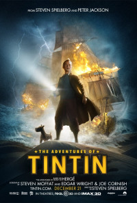 The Adventures of Tintin Poster 1