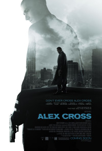 Alex Cross Poster 1