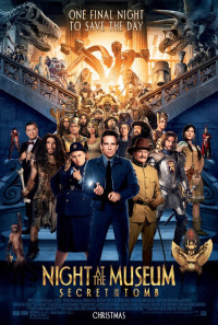 Night at the Museum: Secret of the Tomb Poster 1