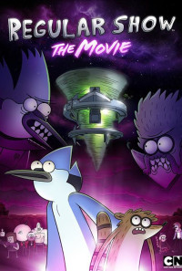 Regular Show: The Movie Poster 1