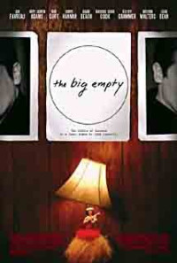 The Big Empty Poster 1