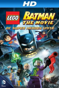 LEGO Batman: The Movie - DC Super Heroes Unite Poster 1