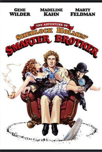 The Adventure of Sherlock Holmes' Smarter Brother Poster 1