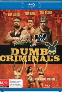 Dumb Criminals: The Movie Poster 1