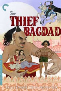 The Thief of Bagdad Poster 1
