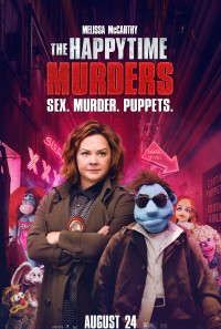 The Happytime Murders Poster 1