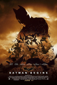Batman Begins Poster 1