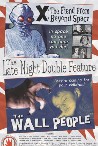 The Late Night Double Feature Poster 1