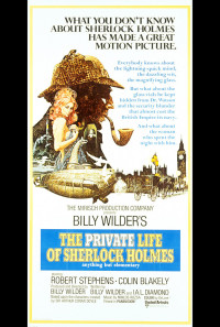 The Private Life of Sherlock Holmes Poster 1