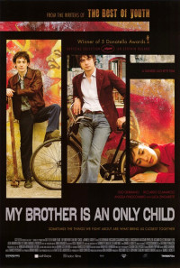 My Brother Is an Only Child Poster 1