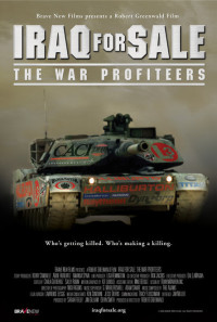 Iraq for Sale: The War Profiteers Poster 1