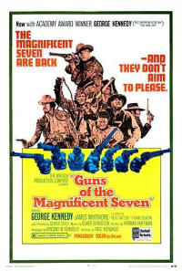 Guns of the Magnificent Seven Poster 1