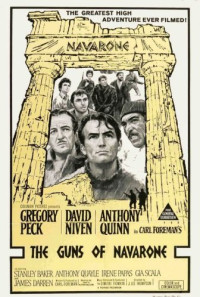 The Guns of Navarone Poster 1
