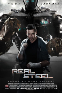 Real Steel Poster 1