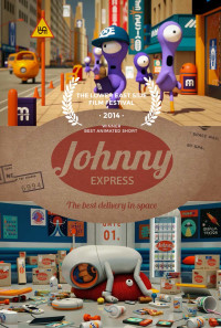 Johnny Express Poster 1