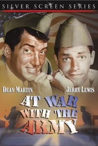 At War with the Army Poster 1