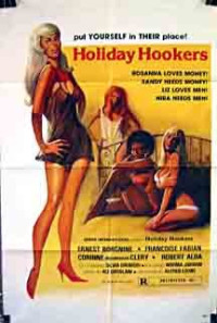 Holiday Hookers Poster 1