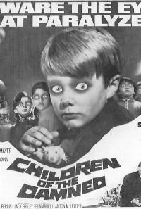 Children of the Damned Poster 1