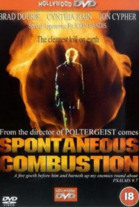 Spontaneous Combustion Poster 1