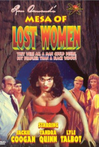 Mesa of Lost Women Poster 1