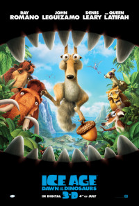 Ice Age: Dawn of the Dinosaurs Poster 1