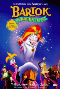 Bartok the Magnificent Poster 1