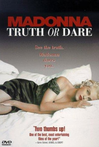Madonna: Truth or Dare Poster 1