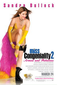 Miss Congeniality 2: Armed and Fabulous Poster 1