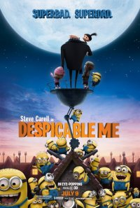 Despicable Me Poster 1
