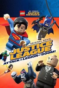 LEGO DC Super Heroes: Justice League - Attack of the Legion of Doom! Poster 1