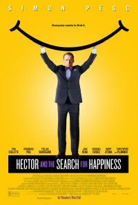 Hector and the Search for Happiness Poster 1