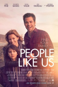 People Like Us Poster 1