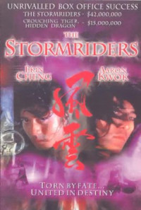 The Storm Riders Poster 1