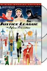 Justice League: The New Frontier Poster 1