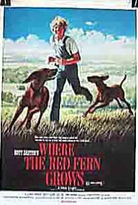 Where the Red Fern Grows Poster 1