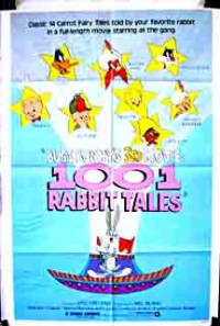 Bugs Bunny's 3rd Movie: 1001 Rabbit Tales Poster 1