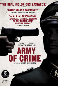 Army of Crime Poster 1